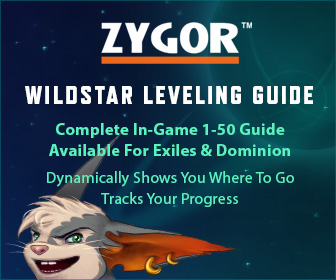 Get Full Leveling Guide 1-50 WildStar