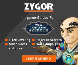 Zygor's World of Warcraft Leveling Guide