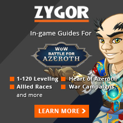 Zygor's Battle for Azeroth Guide
