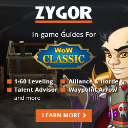 Zygor's World of Warcraft Classic Guide