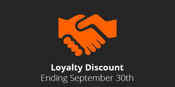Loyalty-Discount