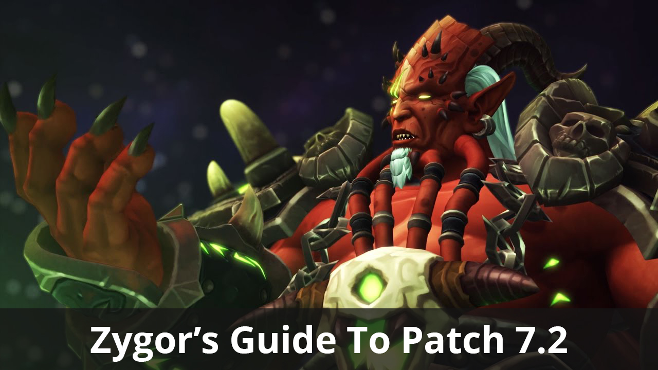 What You Need To Know About World of Warcraft Patch 7.2