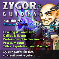 Zygor Free Game Guides