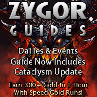 Zygors WoW Dailes Guide